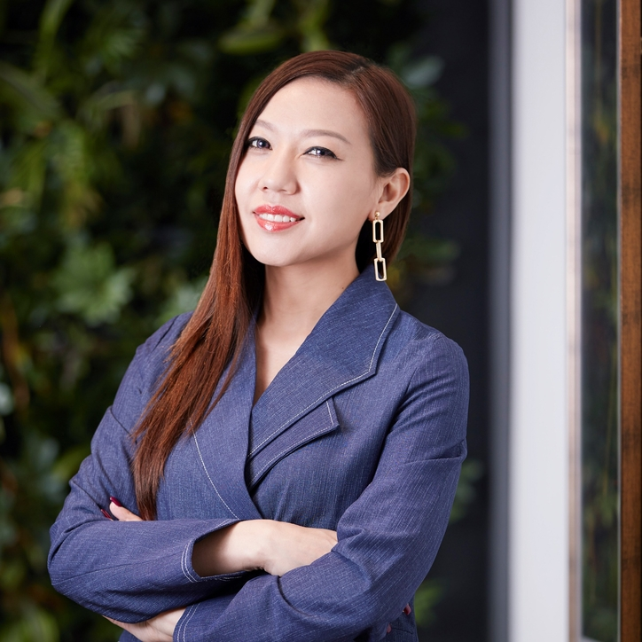 Women in design, Corina leung, LWK+Partners