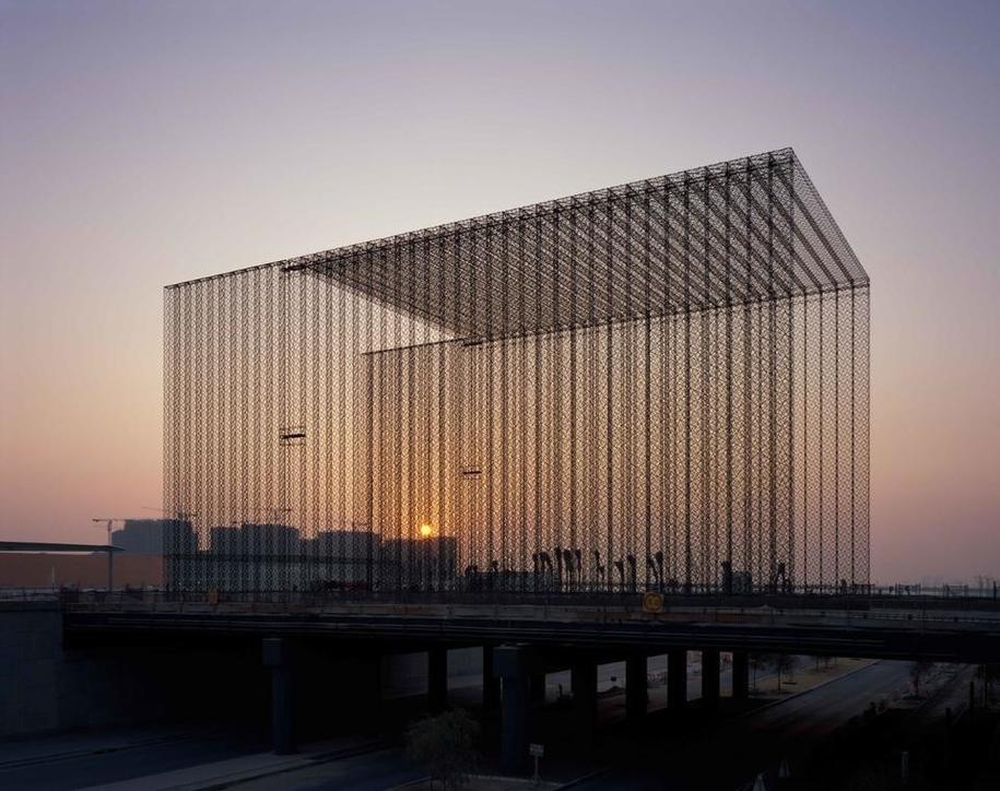 Expo 2020, Dubai, Asif Khan