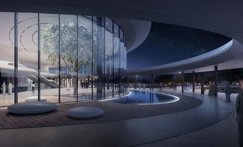 Arada, Zaha Hadid Architects, Madar