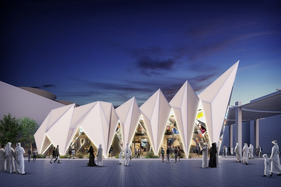 Expo 2020, Archidentity, Ahmad Bukhash