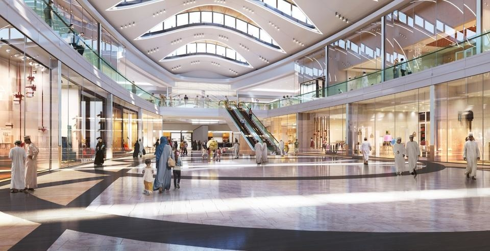 Mall of oman, Majid Al Futtaim, Retail, Vox cinemas
