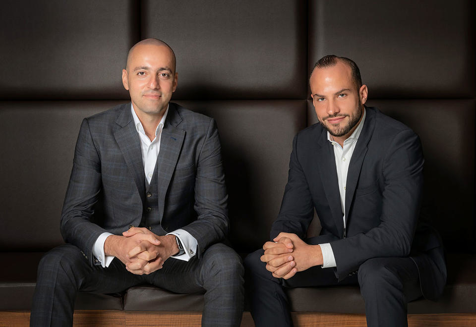 (From left) Amid global challenges, Elie Milky and Ramsay Rankoussi believes in the exciting opportunities the region has to offer.