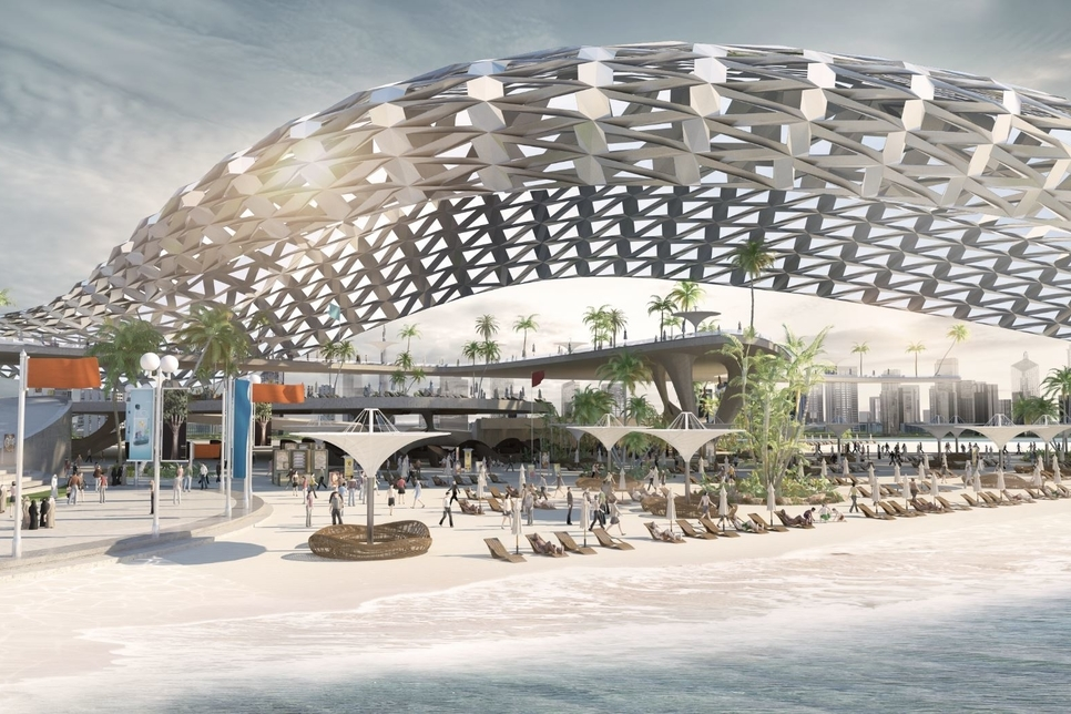 Nad alshiba, Project proposal, Dubai heart