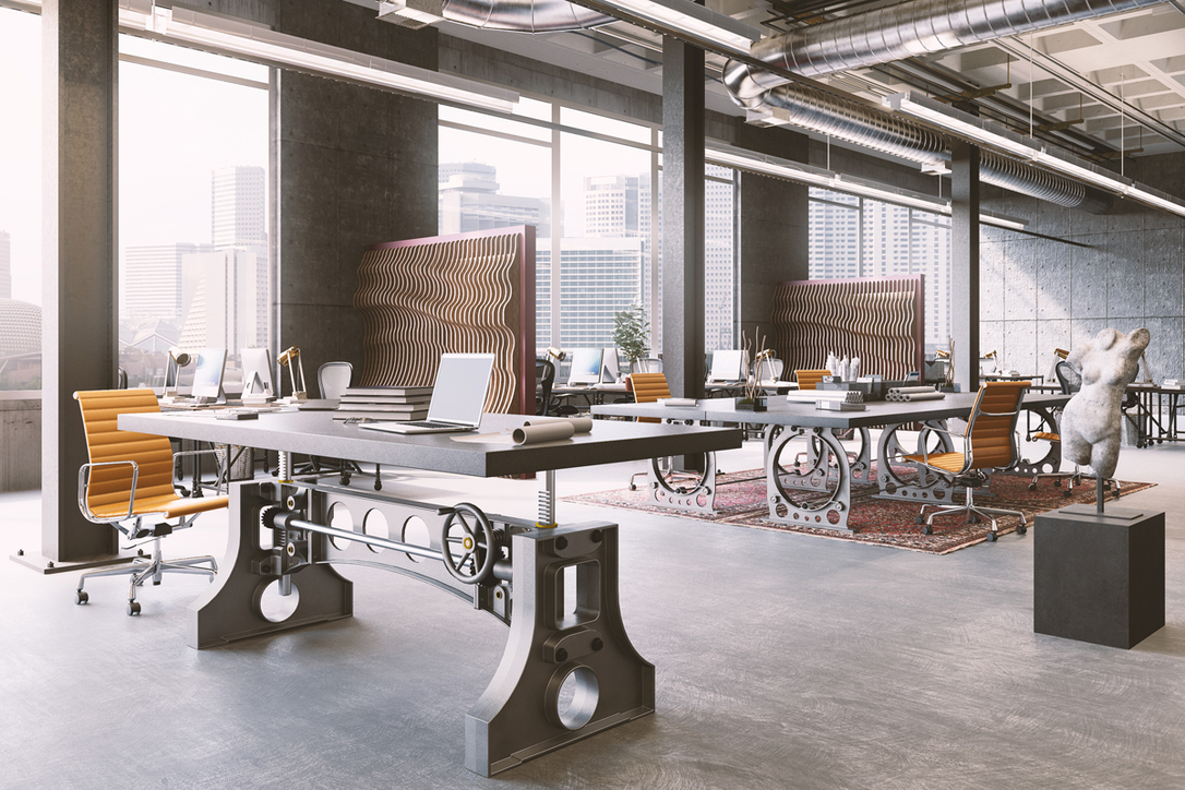 Compartment | A, Industrial-inspired furniture, Fixtures