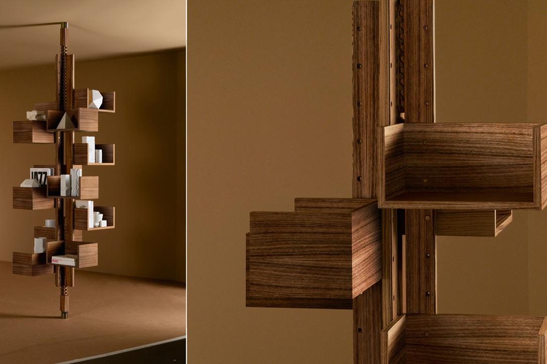 Albero Bookcase by Gianfranco Frattini