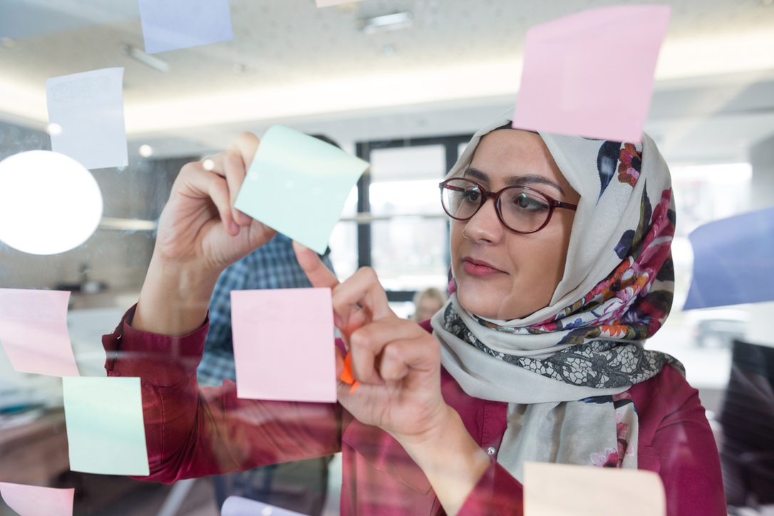 #SBWCVirtualTours will connect women in work across the UAE (file pic)
