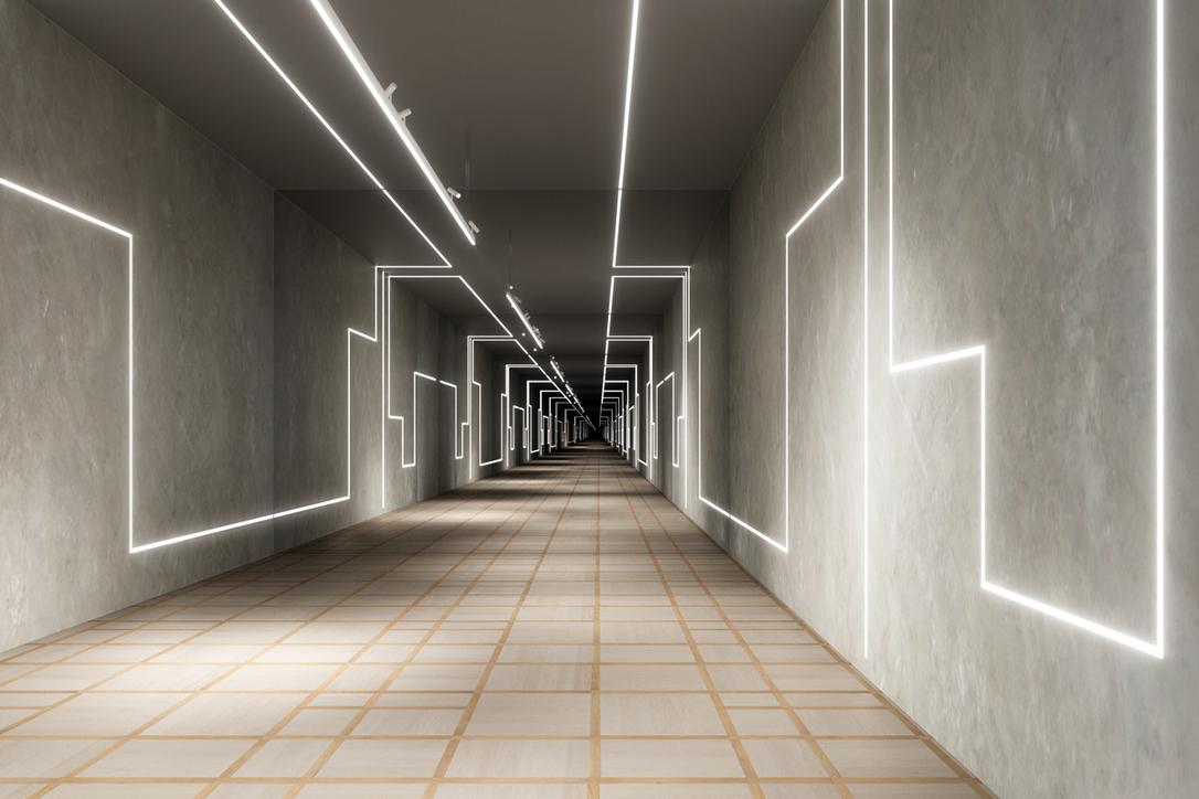 IGuzzini, Architectural solutions, Illumination, Lightning innovation