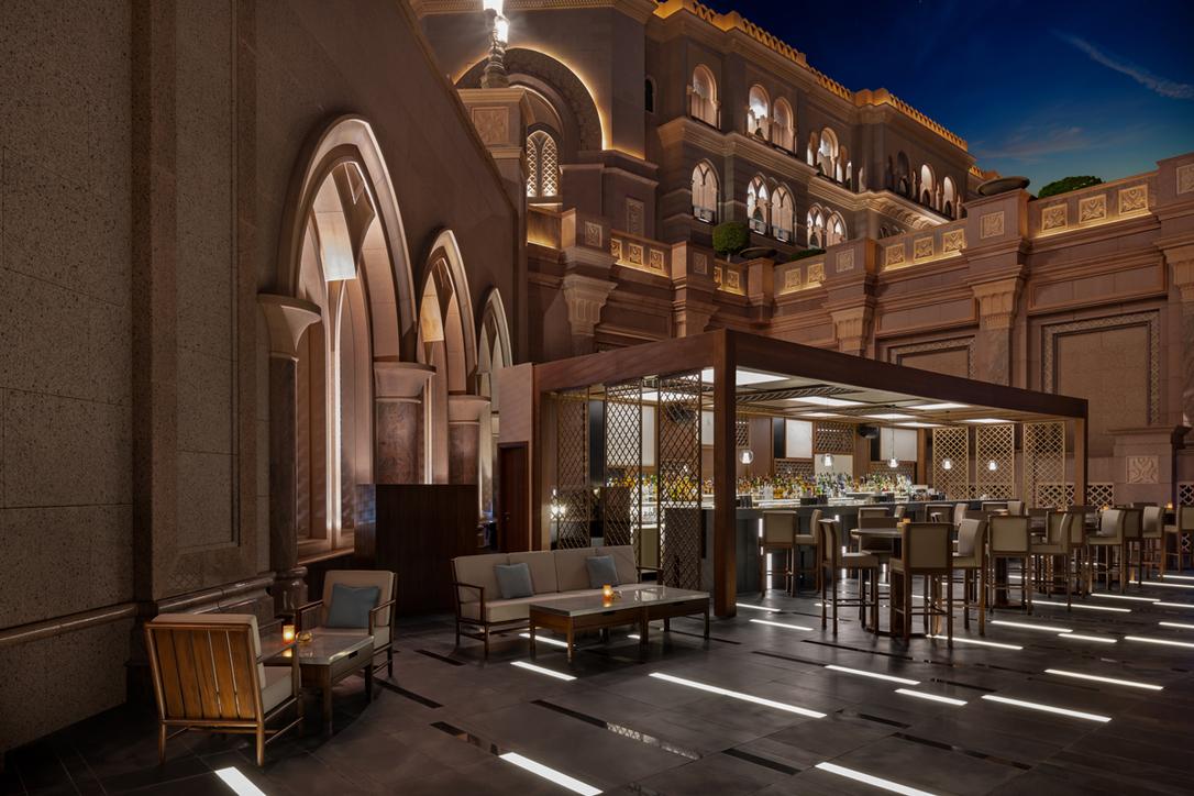 Nulty project Hakkasan Abu Dhabi