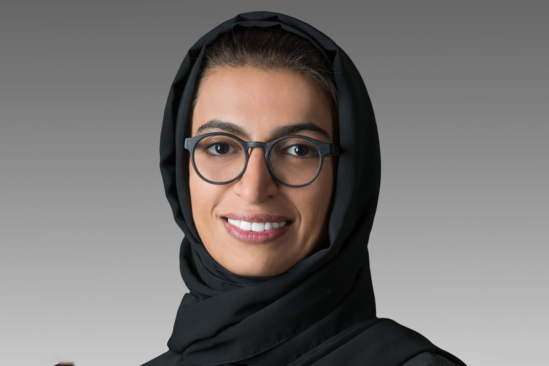 Noura bint Mohammed Al Kaabi, Minister of Culture and Knowledge Development,