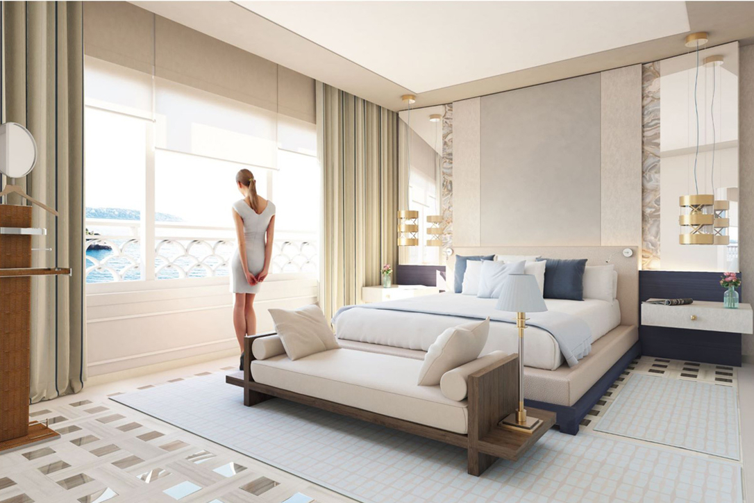 The resort in Monaco already has 334 rooms