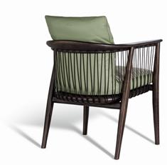 Viola chair by AB Concept for Poltrona Frau
