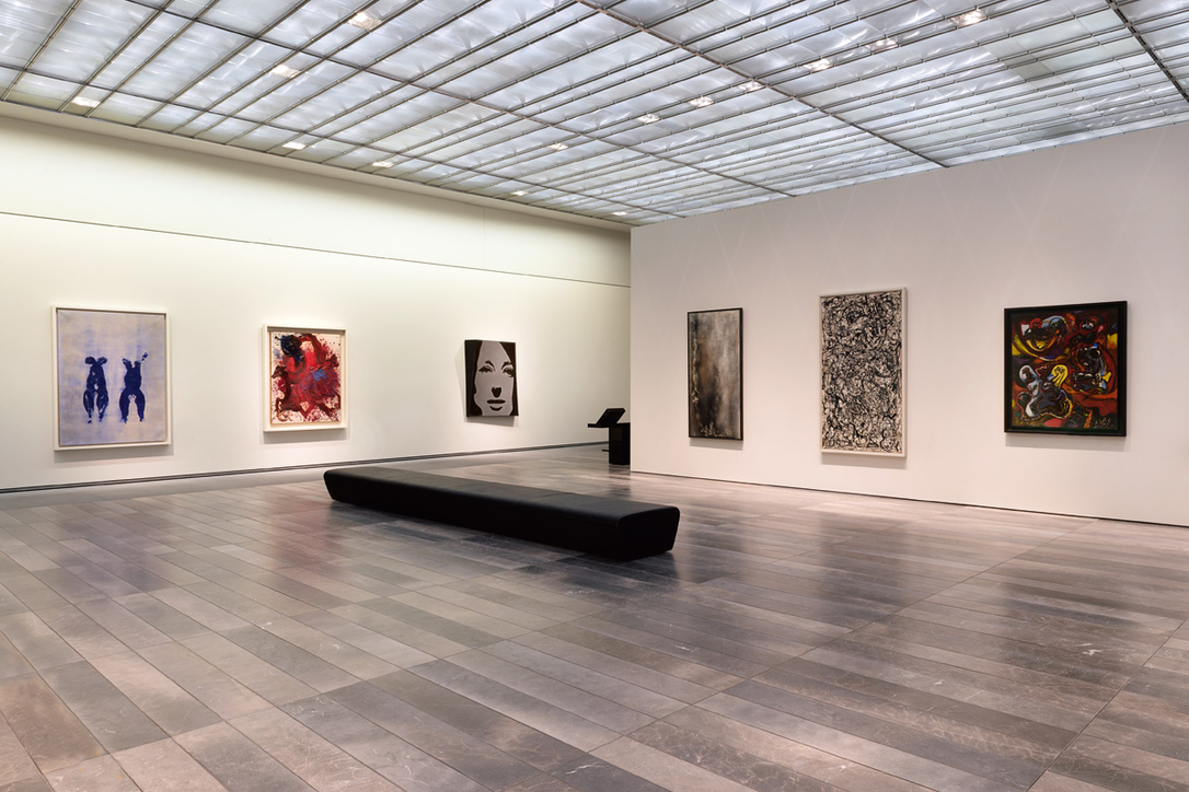 Louvre Abu Dhabi is temporarily closed due to the ongoing lockdown