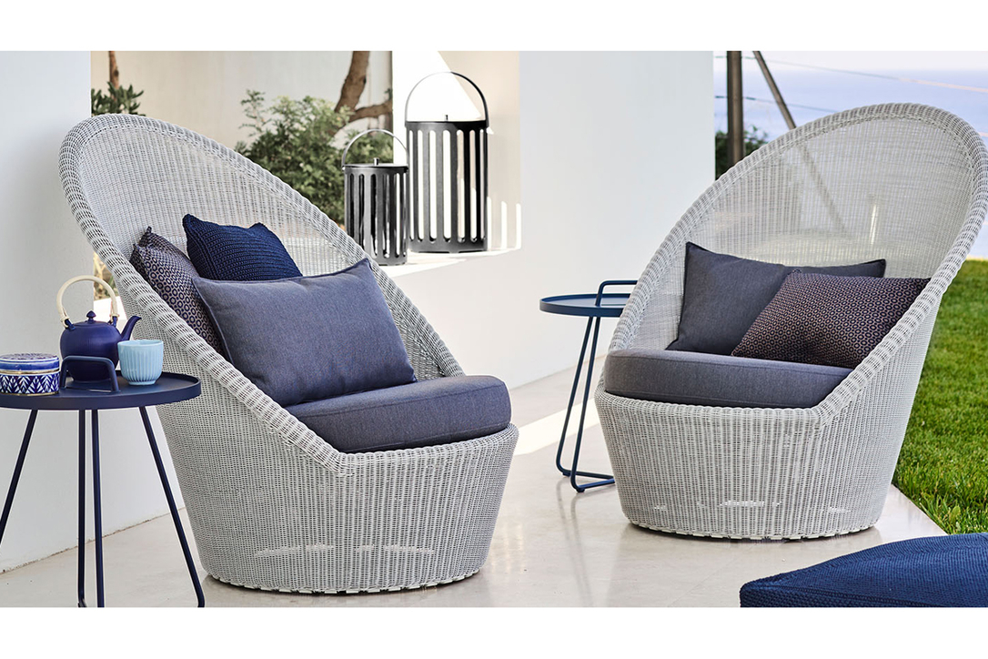 From outdoor showers to sculptural loungers, the SANIPEX GROUP has them all
