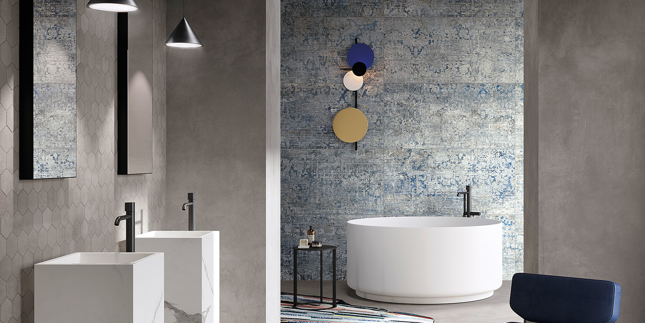 The SANIPEX GROUP has an extensive range of tiles, slabs and mosaics