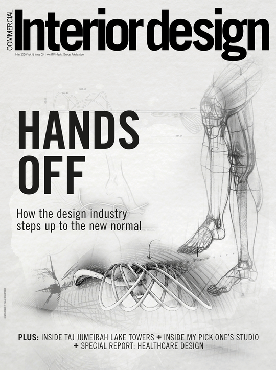 The latest issue of Commercial Interior Design magazine