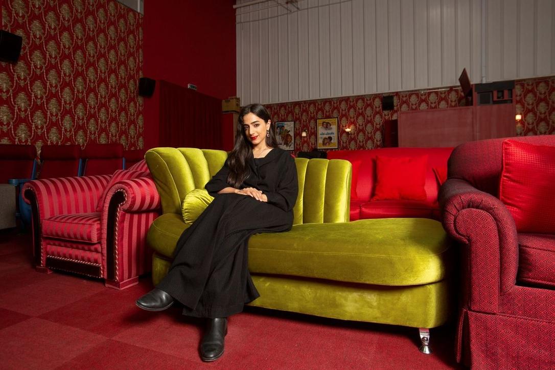 Cinema Akil co-founder Butheina Kazim