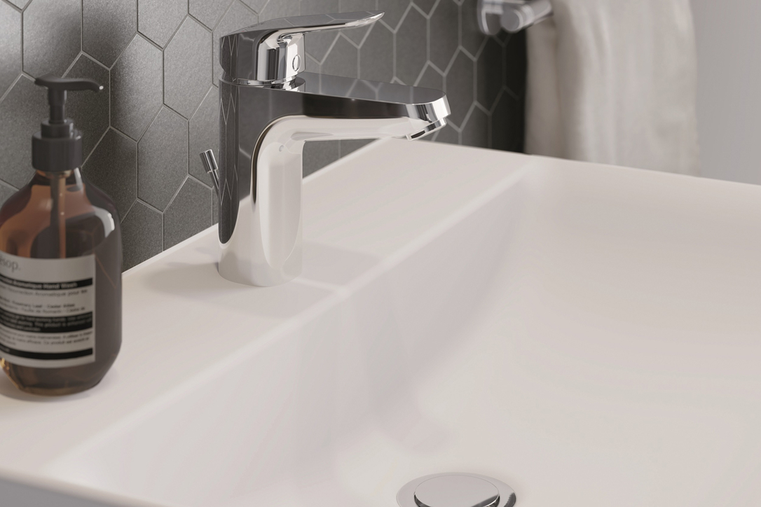The Ceraflex tap from Ideal Standard's new product line