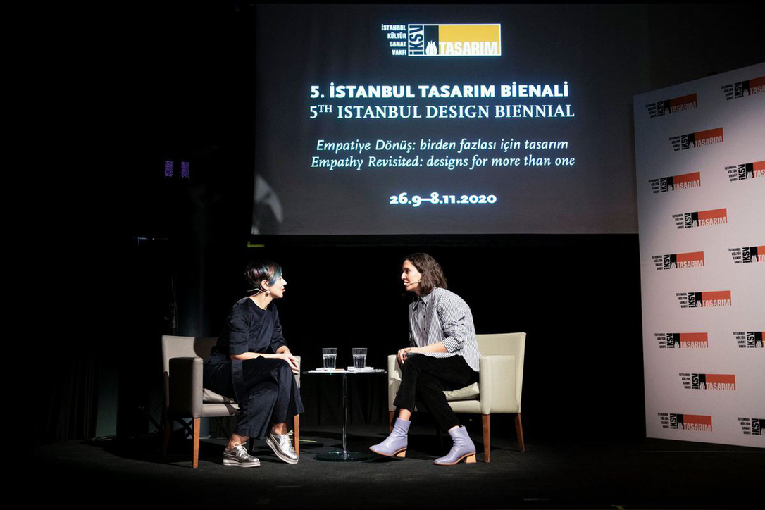 Istanbul Design Biennial was originally due to be held in September 2020