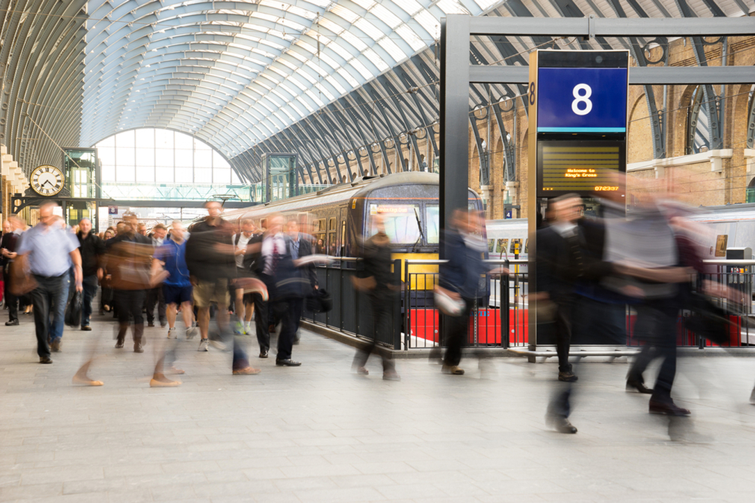 Kings Cross Station in London was  designed by architect Lewis Cubitt in the 1800s