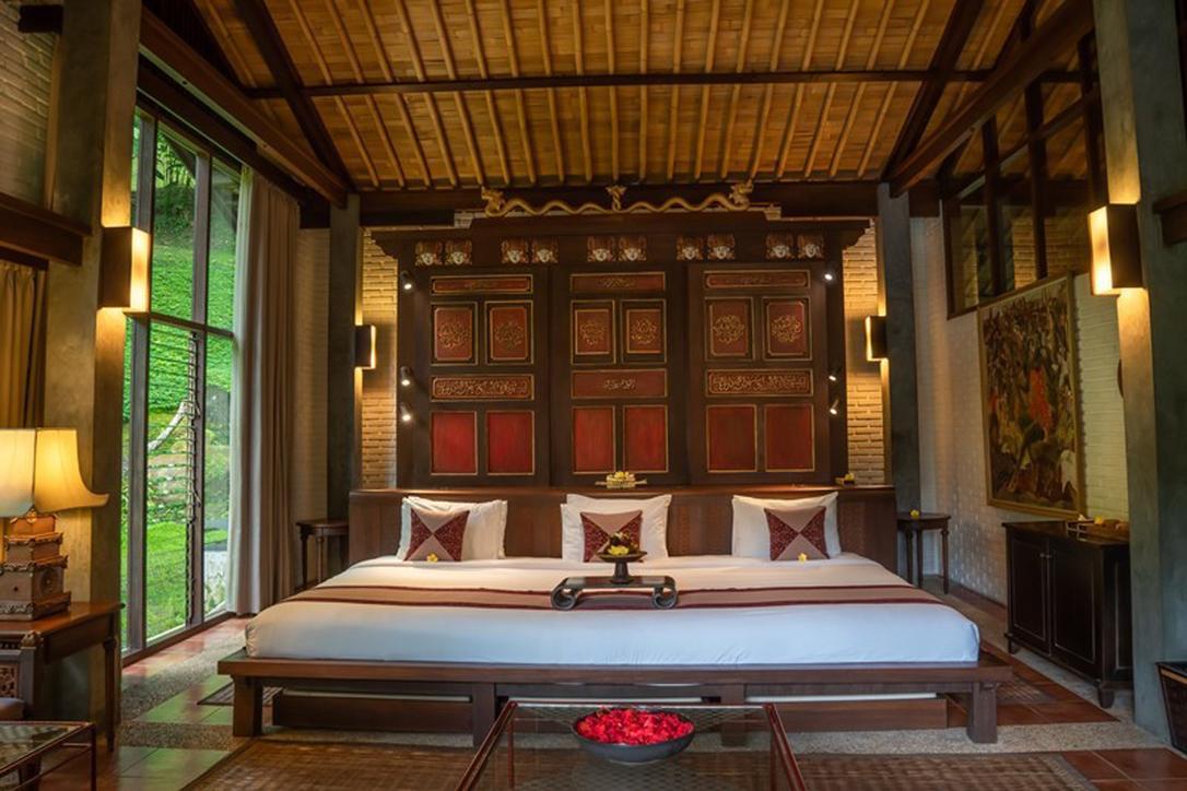 A room at Tanah Gajah, a Resort by Hadiprana