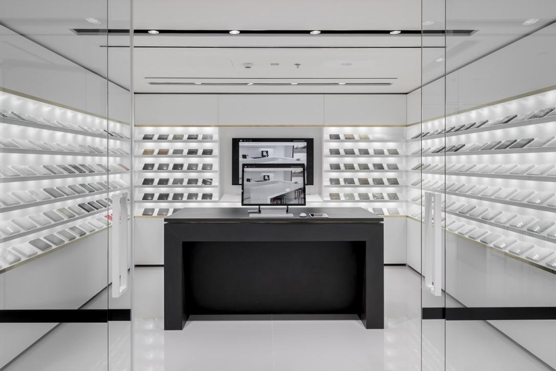 Cosentino's city showroom in Dubai d3