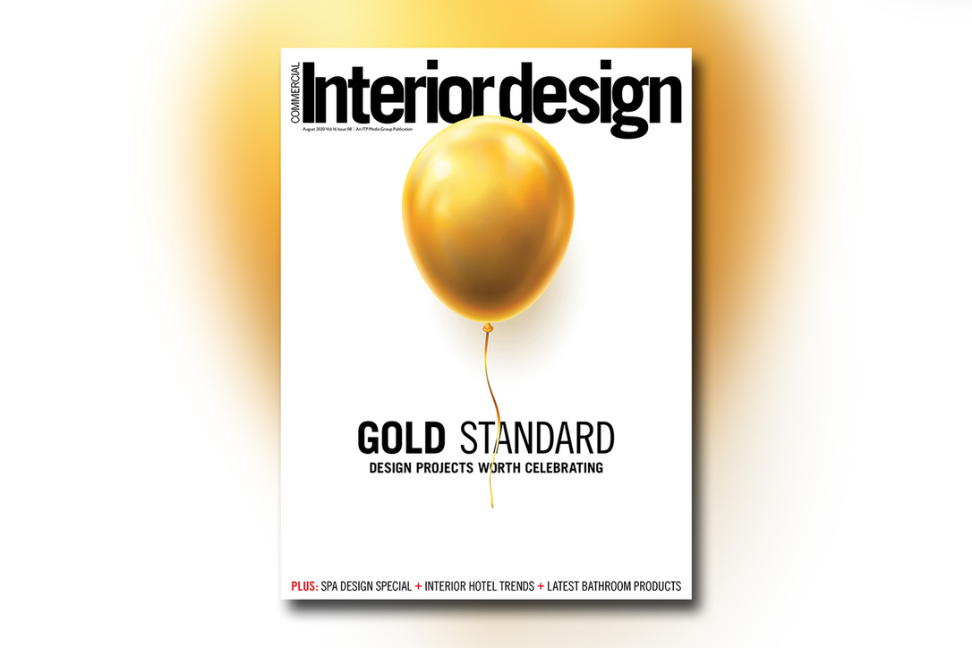 August's issue is a interior design party and you're all invited