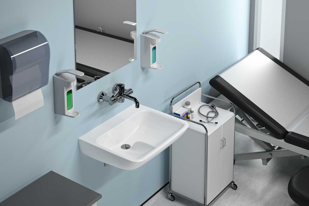 The Contour 21+ basin from Ideal Standard