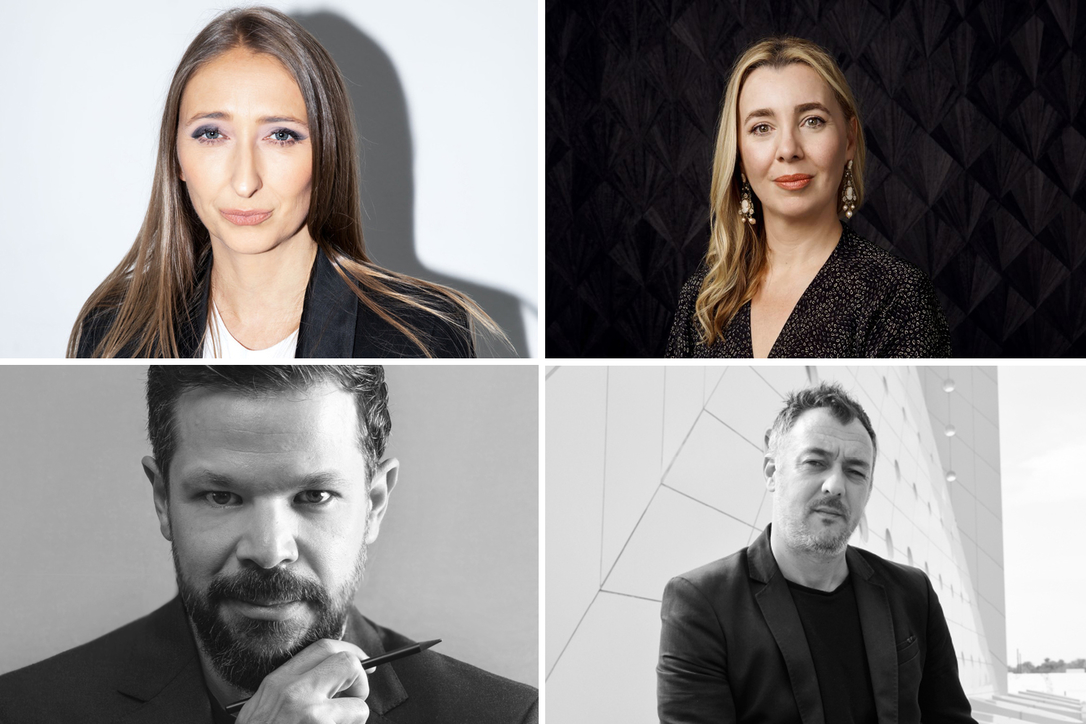 The four design stars that are joining Cosentino's talk