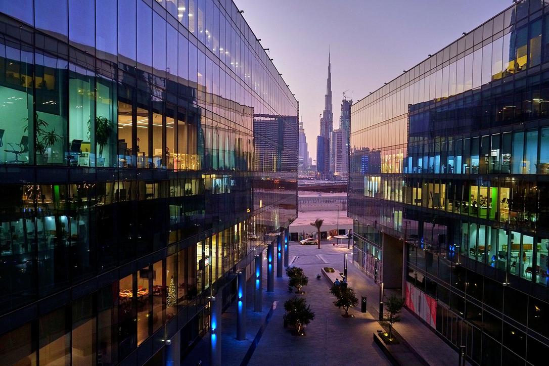 The three-day festival will run at d3, alongside Dubai Design Week