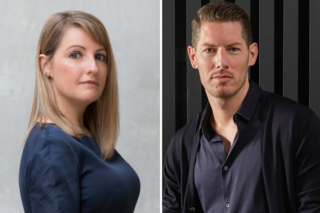 Jennie Binchy and Jonathan Ashmore are both taking part in Dubai's inaugural festival of architecture