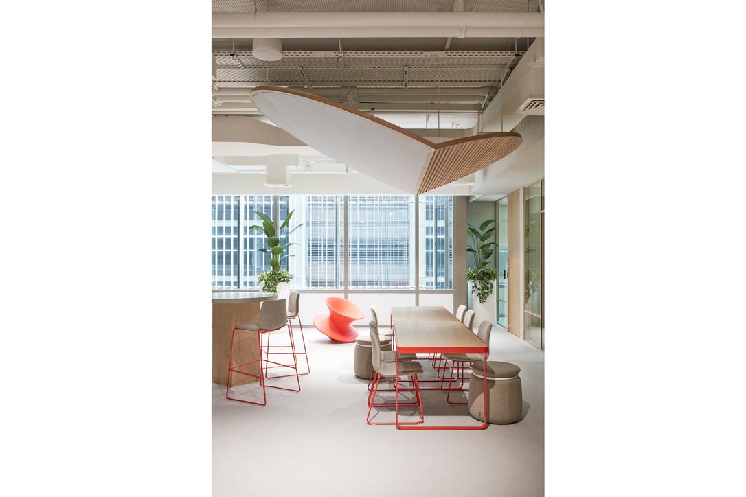Pallavi Dean, Roar by Pallavi Dean, Dubai office design, Office design