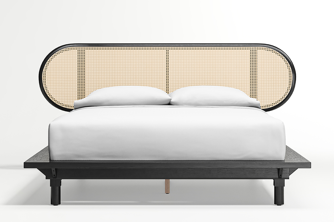 The Anaise on Cane Bed from Crate and Barrel