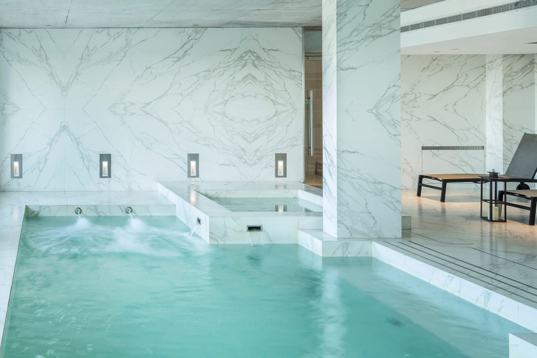 Neolith is scratch proof and resistant to temperatures