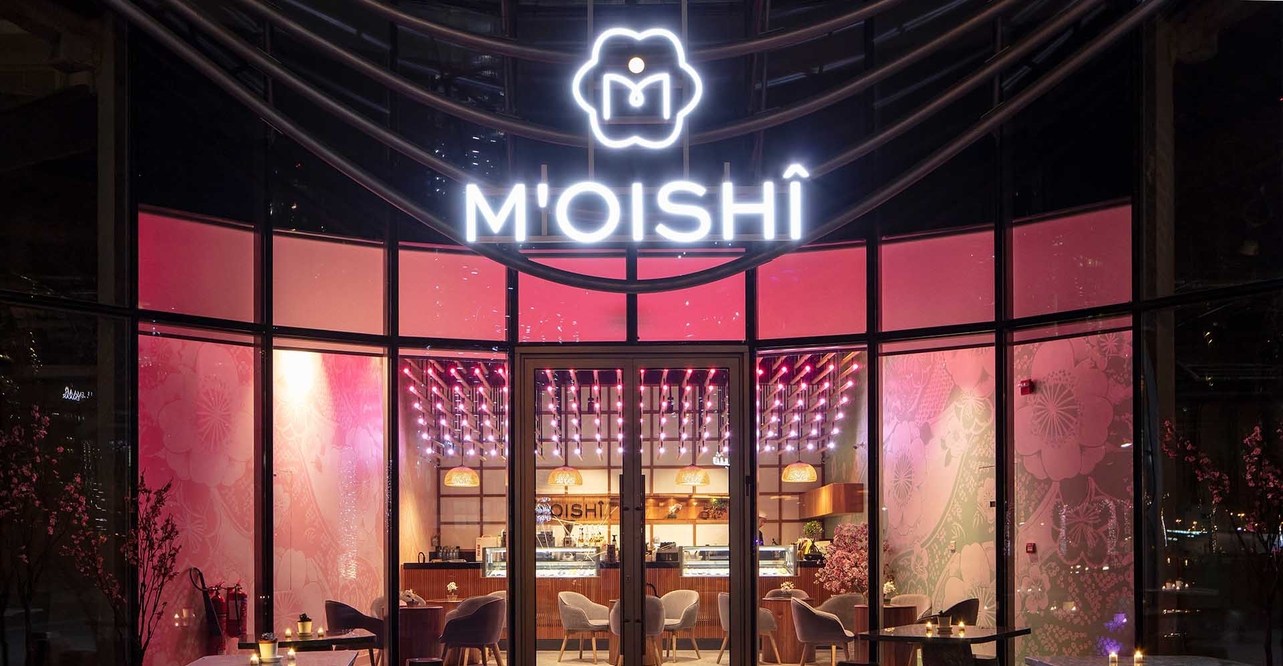 Moishi by 4Space Design
