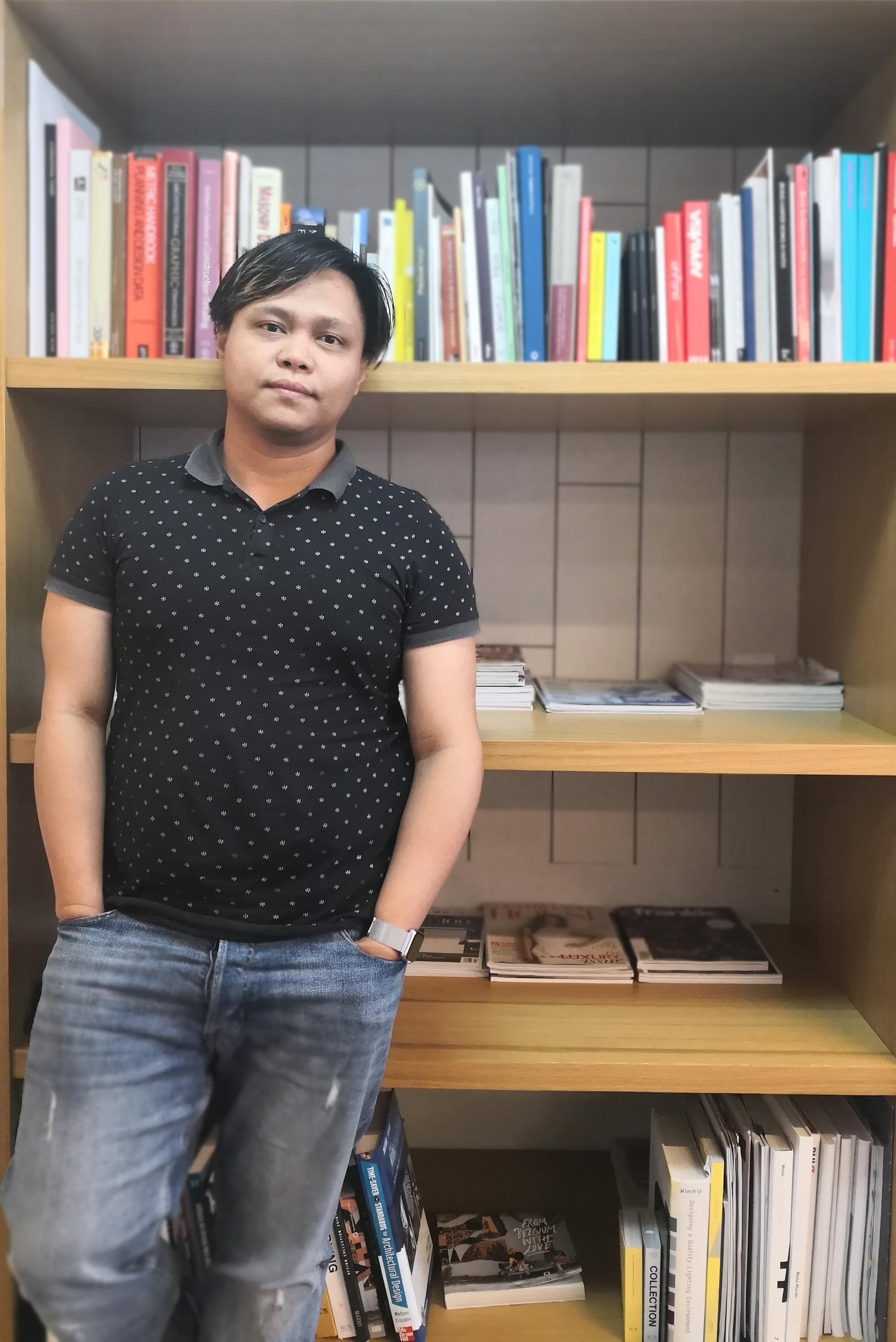 Robert Maramag AAID Behind the scenes shortlist 2018