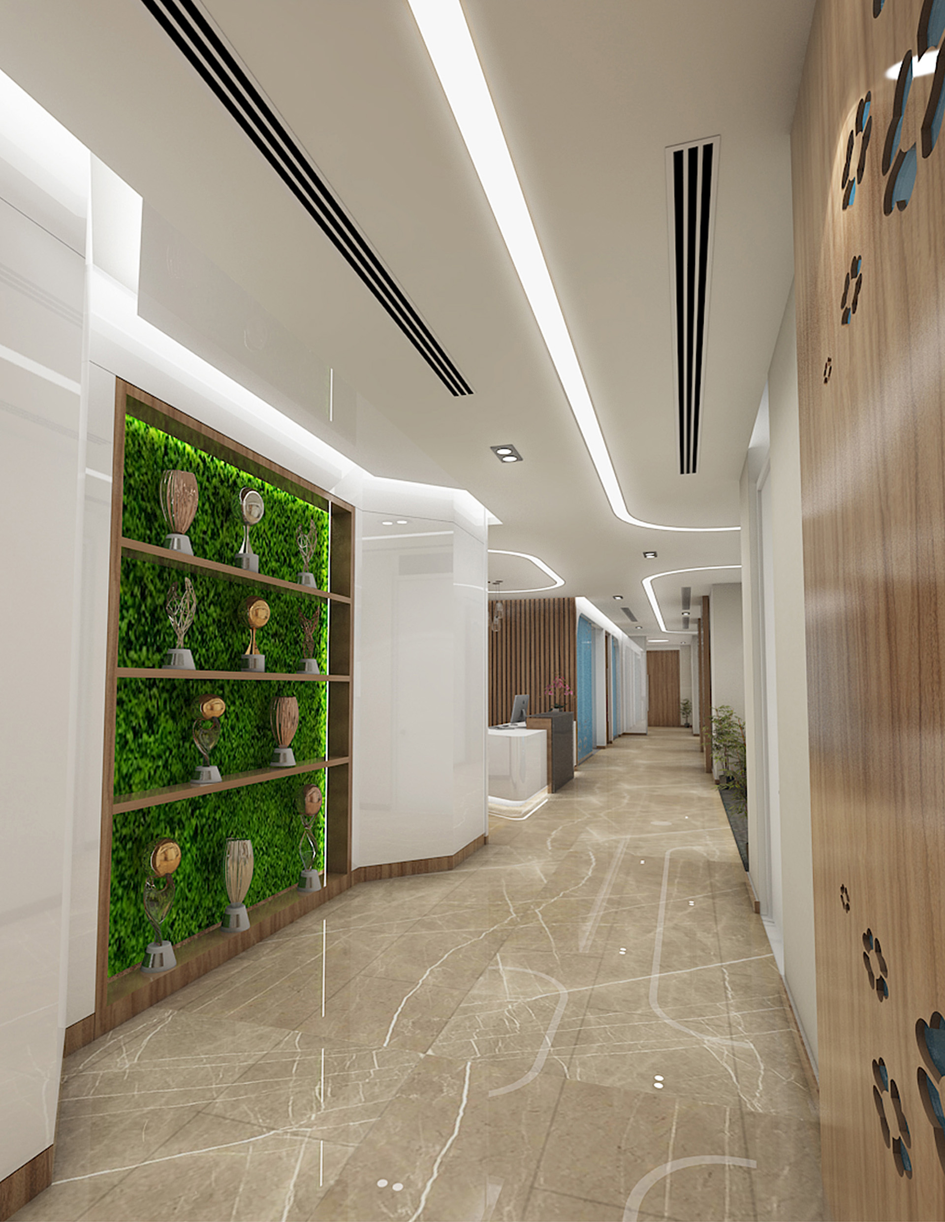 NMC by DESIGN INFINITY Best use of lighting in interior design