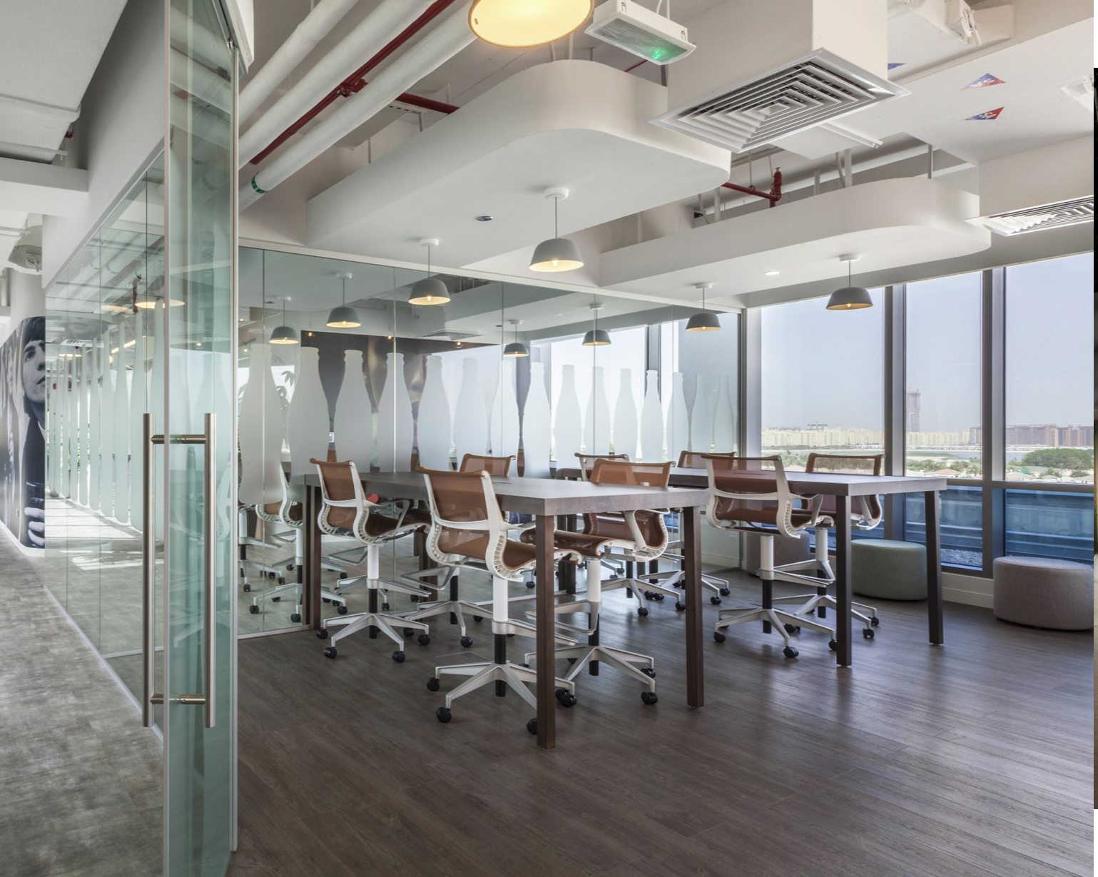 INC fit out firm shortlist 2018
