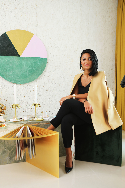 Yasmin Farahmandy Gensler Young Interior Designer shortlist 2018