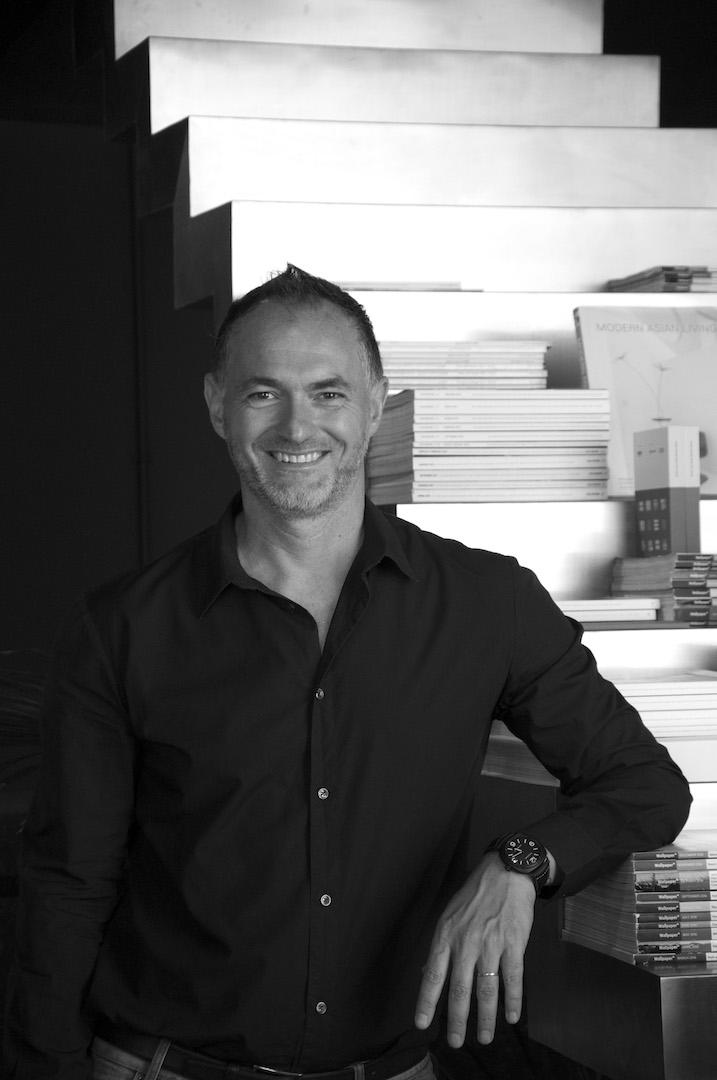 Andrea Sensoli SFD Interior Designer of the Year 2018 shortlist