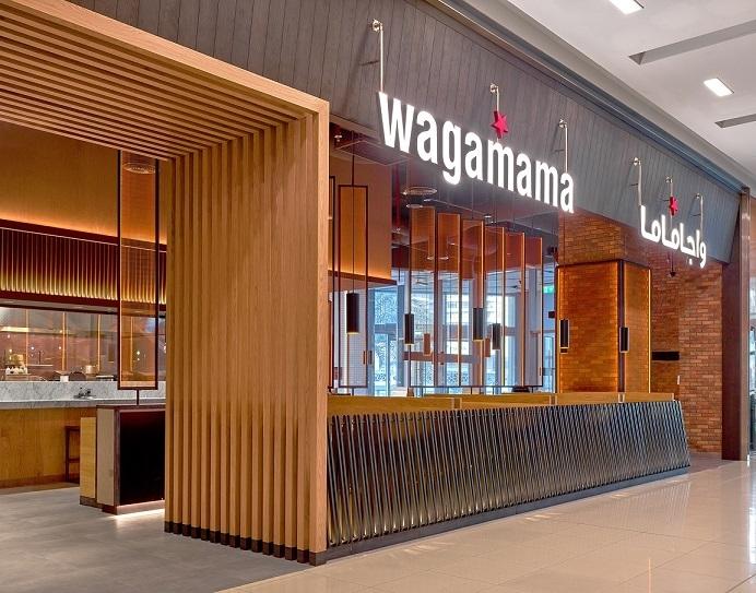 Wagamama Dubai Marina Mall
