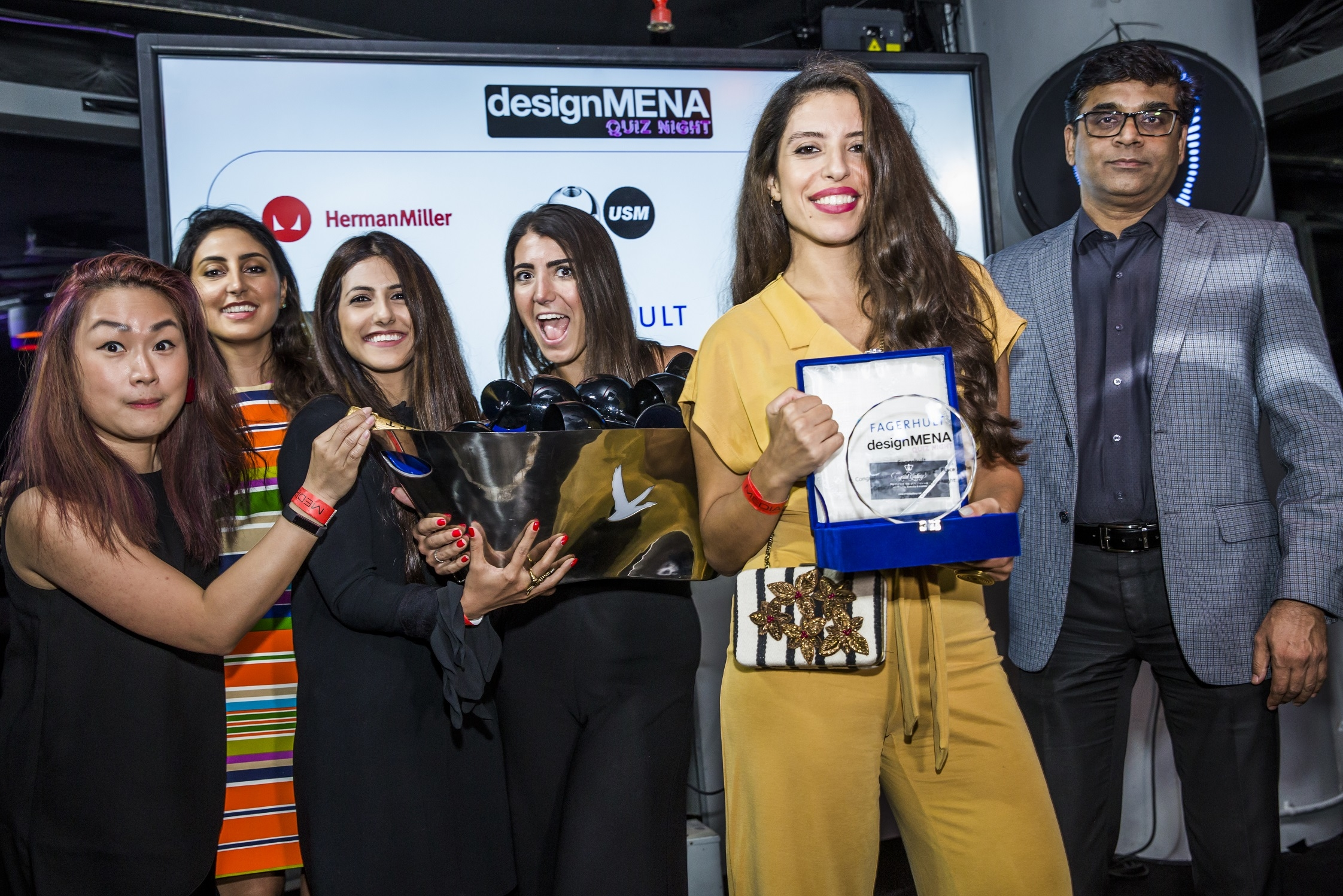 DesignMena Quiz Night 2019